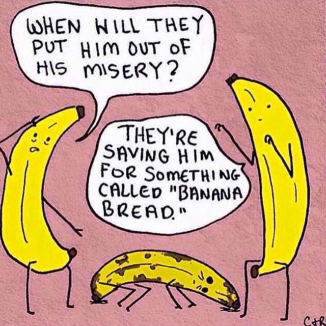 banana @cuddlesandrage