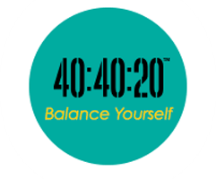40:40:20